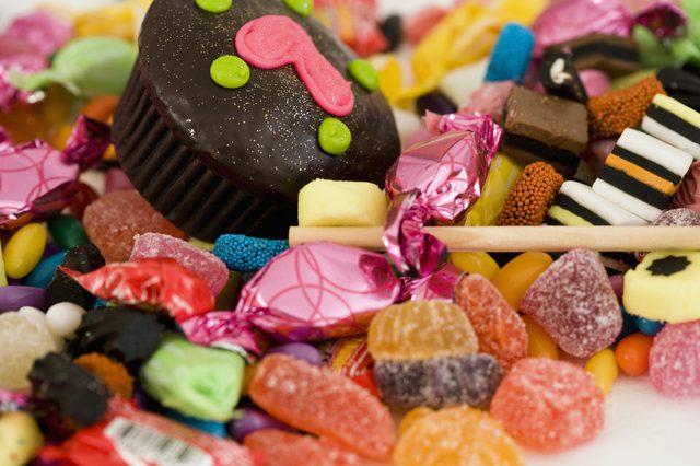Food Color Ingredients